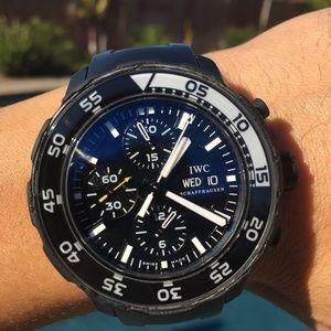 IWC Aquatimer Galapagos Special Edition IW376705